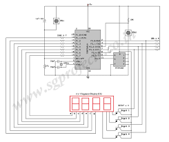 digital thermometer circuit diagram wiring diagram components
