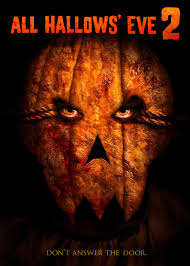 the horrors of halloween all hallows eve 2 2015 poster dvd