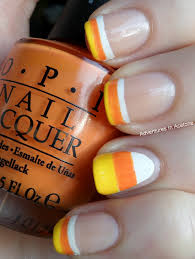 candy corn nails cute for halloween fall i wanted to do this