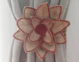 Curtain Tie Backs For Nursery Curtain Tie Back 2 Pcs Nursery Curtain Tie Backs Gypsy Décor