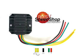 universal single phase regulator rectifier 110w rex u0027s speed shop