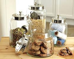 glass kitchen storage canisters modern kitchen storage jars bartarin site