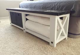 Diy Bedroom Bench Ana White Rustic X Bench Diy Projects