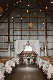 Barn Prop Shabby Chic Wedding At Lilac Farms Southern Events Party Rental