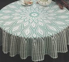 Gueridon Maison Du Monde Crochet Nappe Ronde De Guéridon Eclipse Tutoriel Gratuit