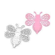 Cutting Dies For Card Making - lychee bee honeybee cutting dies die cut diy scrapbooking card
