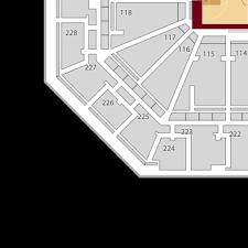 colonial life arena seating chart u0026 interactive seat map seatgeek