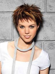 very short spikey hairstyles for women short spikey hairstyles for women with glasses fitfru style