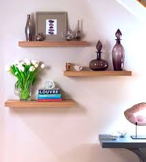 How To Decorate Floating Shelves 10 Simple Ways To Decorate White Walls Small Room Ideas