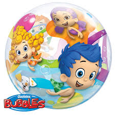 bubble guppies bubble balloon