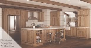 Kitchen Cabinet Shops Amazing Hickory Kitchen Cabinets Pertaining To Carolina Rta