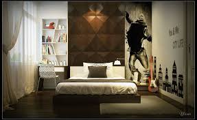 Bedroom Accessories For Guys Zampco - Bedroom wall designs for boys