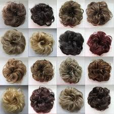 bun scrunchie prettyshop scrunchie bun up do hair hair ribbon ponytail