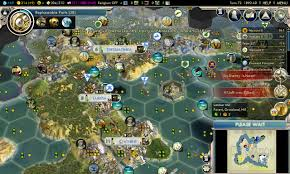 Ww1 Map Wwi Scenario Civfanatics Forums