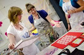 Screen Print Design Ideas Art Parties Lillstreet Art Center