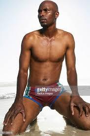Speedo Meme - black men in speedos stock photos and pictures getty images