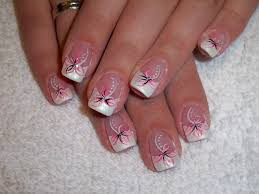 french manicure nail art nails art mania french manicure with