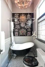 bathroom ideas with clawfoot tub small clawfoot tubs for small bathrooms cheap ideas for small