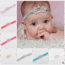 infant headbands baby infant headbands crown hair accessories korean