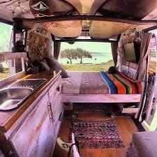 Camper Van Interior Lights 90 Interior Design Ideas For Camper Van Interiors Vans And Van