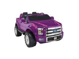 Ford F150 Truck Bed - power wheels ford f 150 purple camo