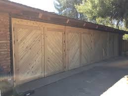 Style Garage by Wood Garage Doors U2013 Carriage House Collection U2013 Door Tech Custom Doors