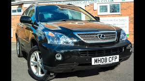 lexus hybrid suv for sale by owner for sale lexus rx400h se 2008 08 only 59k miles full lexus