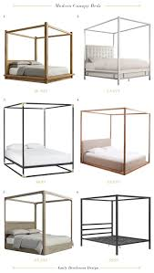 girls four poster beds the 32 beds that i almost bought for my bedroom emily henderson