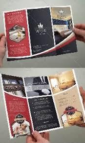 contoh desain brosur hotel psd contoh brosur trifold untuk hotel dan resort network biz id