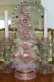 Shabby Chic Christmas Tree by 220 Best Pink Christmas Magic Images On Pinterest Shabby Chic
