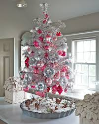 pink christmas tree dreaming of a pink christmas style estate