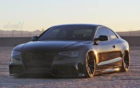 audi a5 modified get some stance with this audi a5 and niche wheels