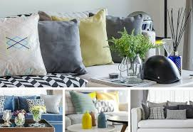 Yellow Throws For Sofas by 35 Sofa Throw Pillow Examples Sofa Décor Guide Home Stratosphere