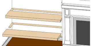 Hanging Floating Shelves by How To Install Floating Shelf On Drywall Popular Shelf 2017