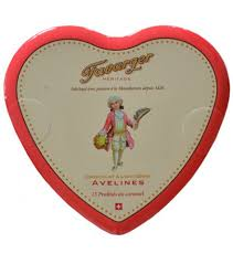 heart chocolate box heart chocolate box 150g made by favarger chocolate from switzer