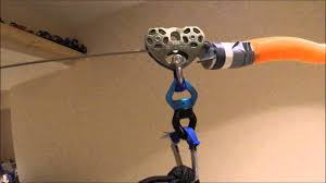 basement ideas diy basement zip line hours of fun youtube