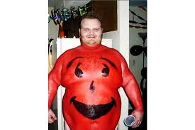 Fat Man Halloween Costume Halloween Good Bad Ugly Airliners Net