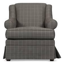 Grey And White Accent Chair Chairs U0026 Chaises Levin Furniture