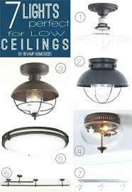 Low Ceiling Lighting Ideas Low Ceiling Lighting Ideas Kitchen Lighting Ideas For Low