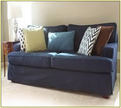 Denim Slipcover Sofa by Denim Slipcover Sofa Home Design Ideas