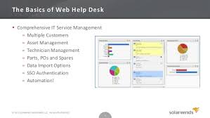 Help Desk Technician Training Customer Training Web Help Desk Part 1