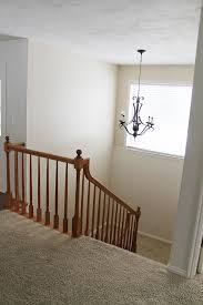 Painting Banisters Ideas The Banister Is Painted Chris Loves Julia