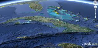 Cuban Map Cuba Map