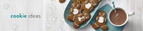 Cookie Decorating Tips Cookies U0026 Bars Decorating Ideas Wilton