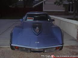 1972 stingray corvette value corvette for sale 1972 chevrolet corvette for sale