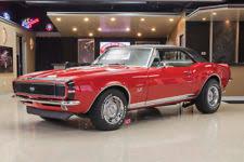 1967 chevy camaro 1967 chevrolet camaro ss ebay