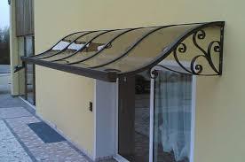 tettoie per porte esterne tettoie per portoni esterni 28 images tettoie in ferro battuto