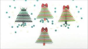 tree straw ornaments