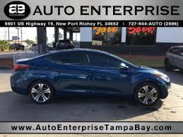 Hyundai Used Cars New Port Richey 30 45 Used Vehicles Auto Enterprise New Port Richey Fl