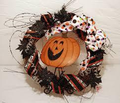 halloween door wreaths exquisite halloween wreath craft project best moment halloween